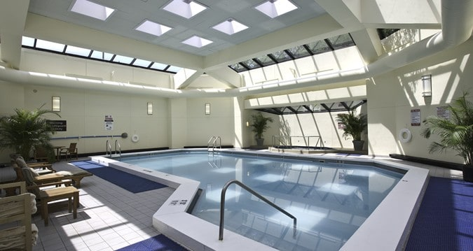 Stamford Hilton Indoor Pool